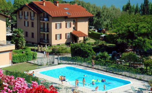 Residence a Domaso ID 266