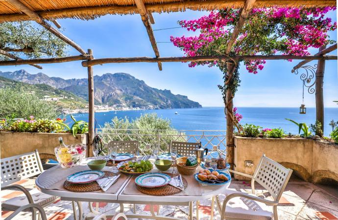 36724) Star Fish House , Ravello