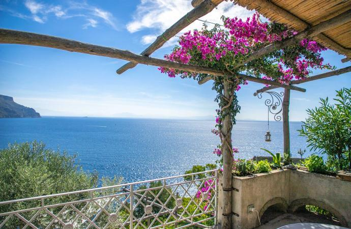 36726) Star Fish House , Ravello