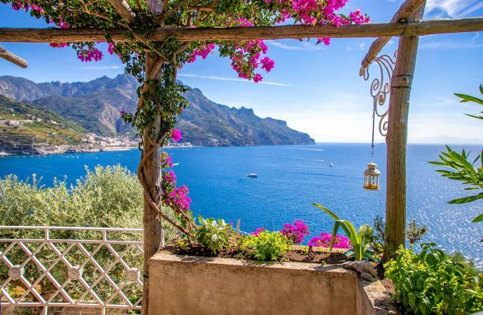 36727) Star Fish House , Ravello