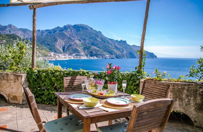 36728) Star Fish House , Ravello
