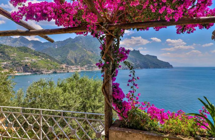 52138) Star Fish House , Ravello