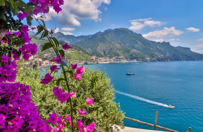 52143) Star Fish House , Ravello