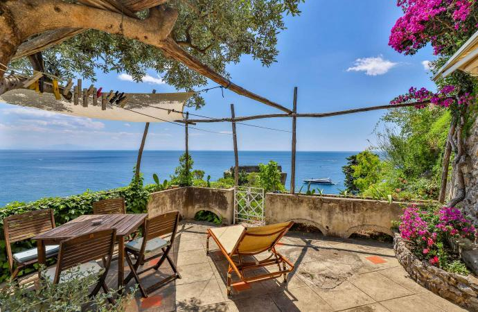 52144) Star Fish House , Ravello