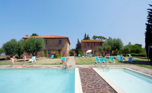 Agriturismo a Montaione ID 337