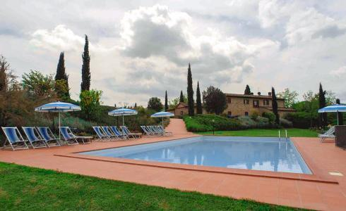 Country house in Chianti with pool ID 34
