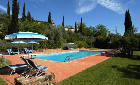 Country house in Chianti with pool ID 35