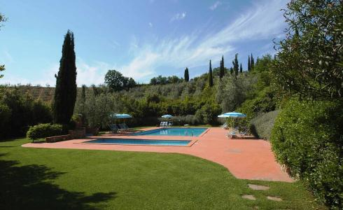 Country house in Chianti with pool ID 36