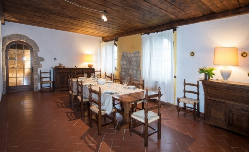 40157) villa le torri rental vacation san gimignano casale vigneti countryside view siena region