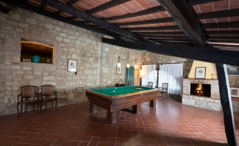 40159) villa le torri rental vacation san gimignano casale vigneti countryside view siena region