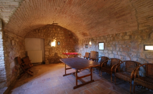 40166) villa le torri rental vacation san gimignano casale vigneti countryside view siena region