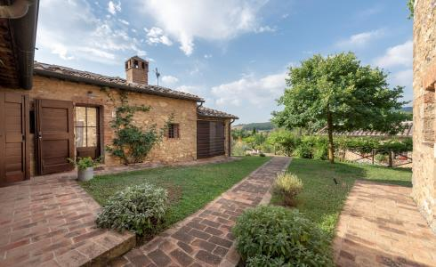 Apartment in Chianti with pool ID 3939