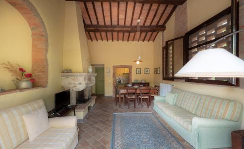 Apartment in Chianti with pool ID 450