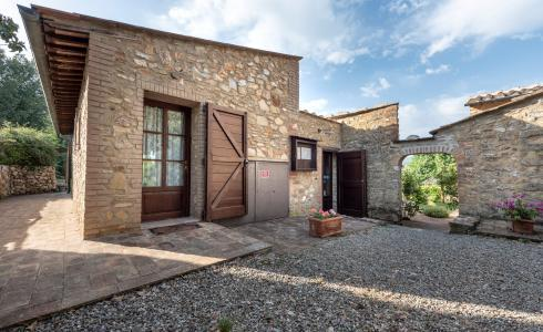 Apartment in Chianti with pool ID 513